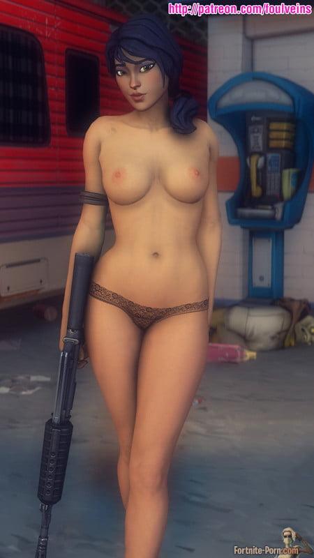 Fortnite ramirez boobs nude