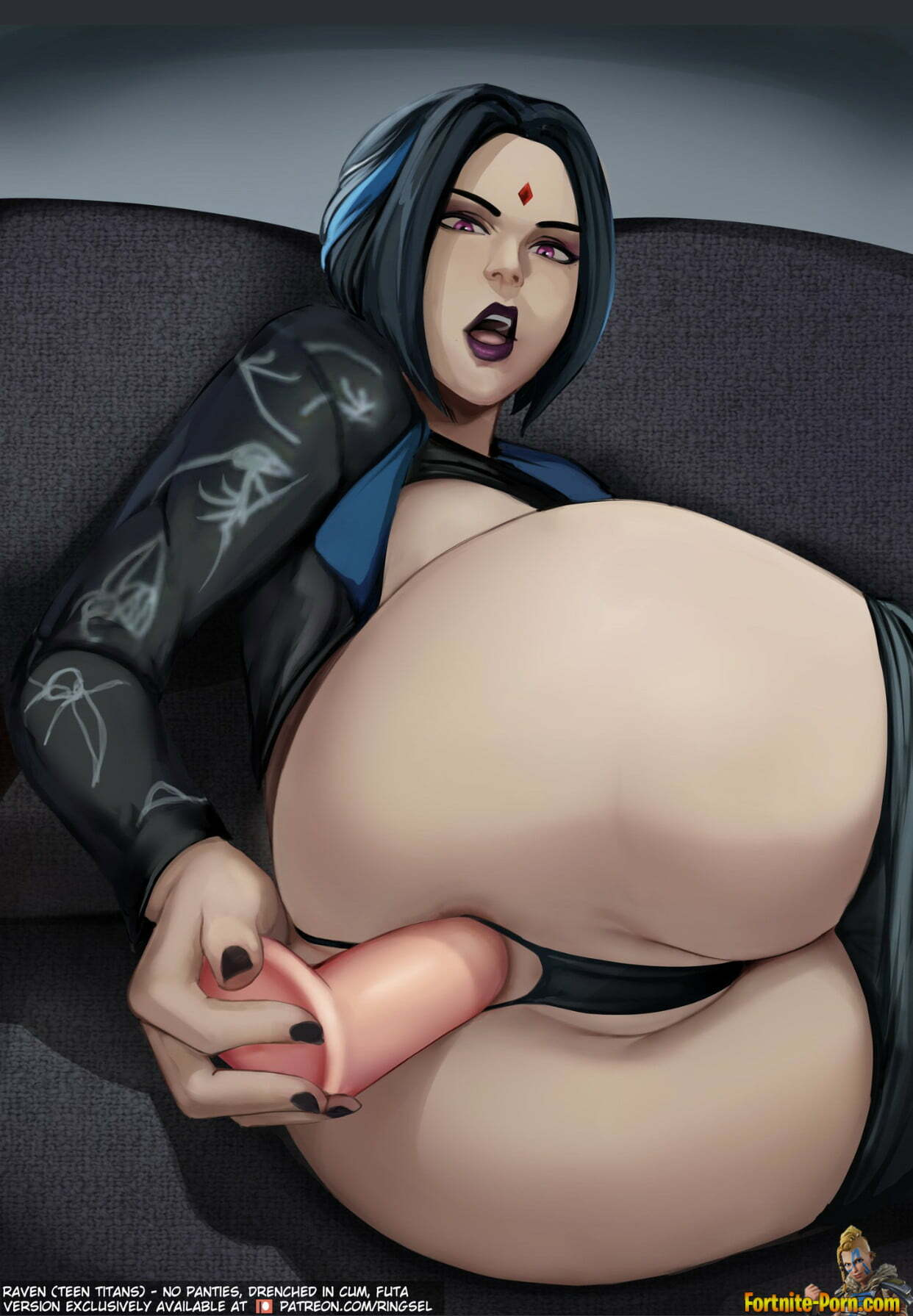 Nackt raven Raven Rockette